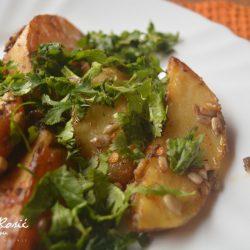 Jednostavan krompir iz rerne