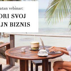 Besplatni webinar sa Marinom Grubić
